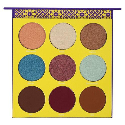 www.beautybay.com makeup juviasplace thesaharaniieyeshadowpalette