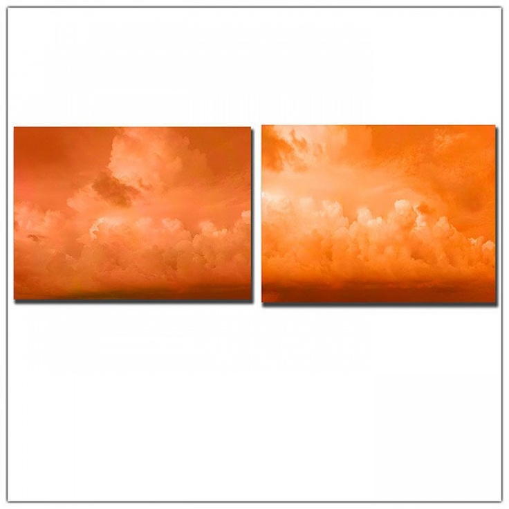 "Trademark Global Clouds by Miguel Paredes, Canvas Art - 19"" x 14"" - MP111811-C1419GG"