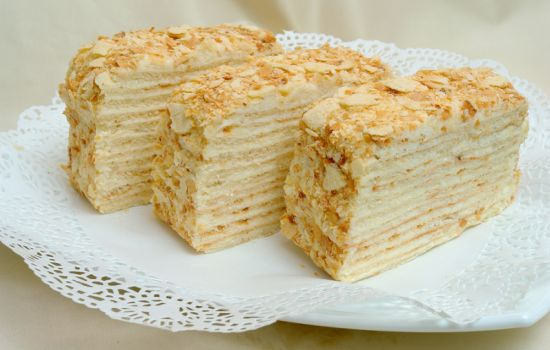 Рецепты торта «Наполеон» с советских времён: секреты выбора