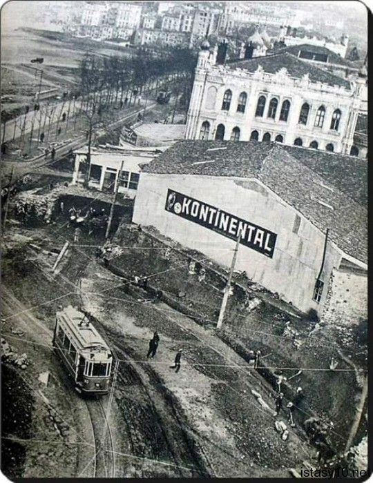 1930'lar öncesi Taksim