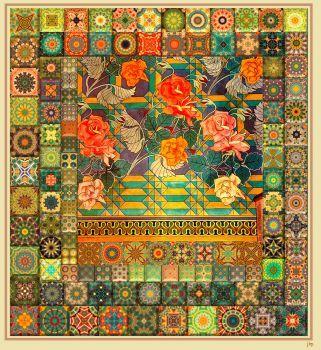 Art Deco Landscapes -21  Stanislaw Wyspianski (210 pieces)