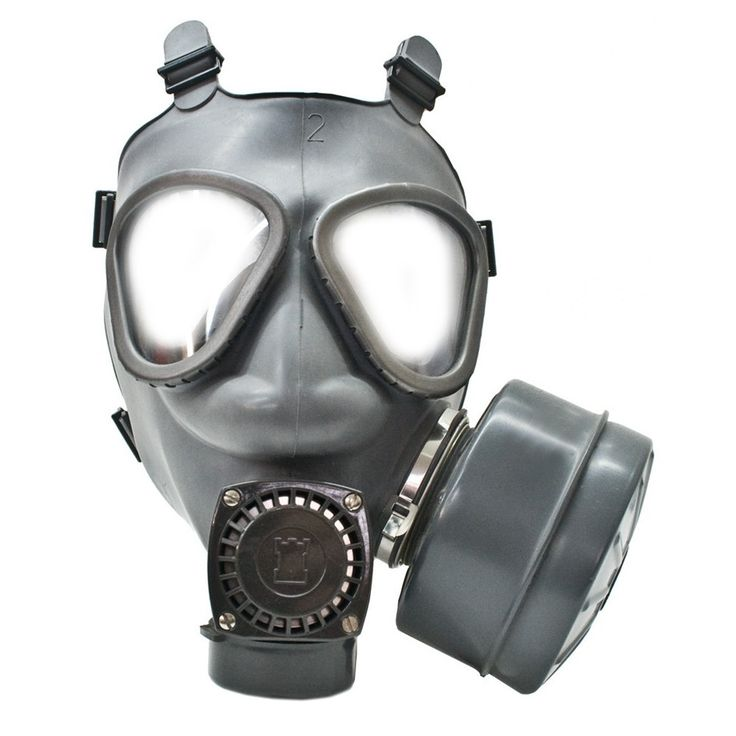 Finnish Gas Mask with Filter Filters, Tactical gear, The