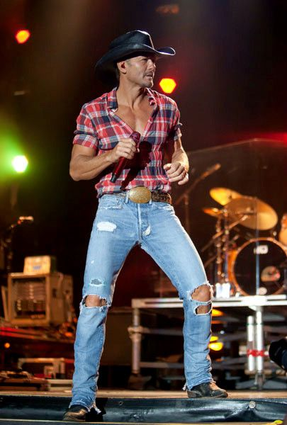 Tim McGraw just keeps getting better with age!