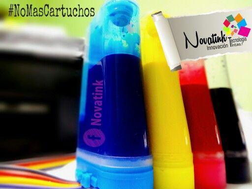 No mas Cartuchos.  Sistema de tinta continua, equivale a 80 cartuchos convencionales o 16mil pesos en tinta. #Acapulco #Guerrero  #NoMasCartuchos #Novatink