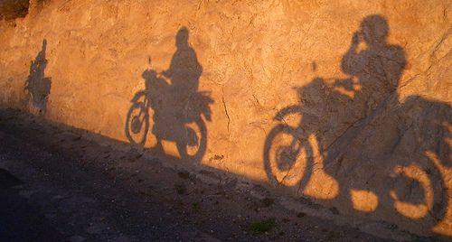 Moto shadow play by -Spille- #flickstackr Flickr: http://flic.kr/p/6BtJr