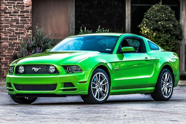 "~  2013 ""Gotta Have It Green"" Mustang GT ~"