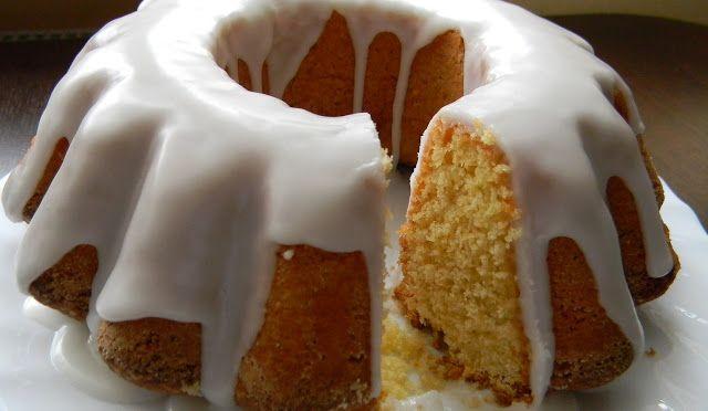 Kuchnia bez glutenu: Babka cytrynowa (bezglutenowa)