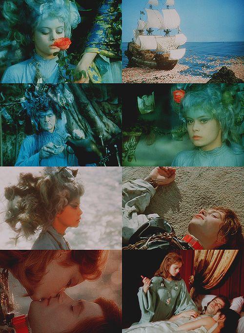 a list of favorite fairytale adaptations:Malá mořská víla(The Little Mermaid), Czechoslovakia, 1976