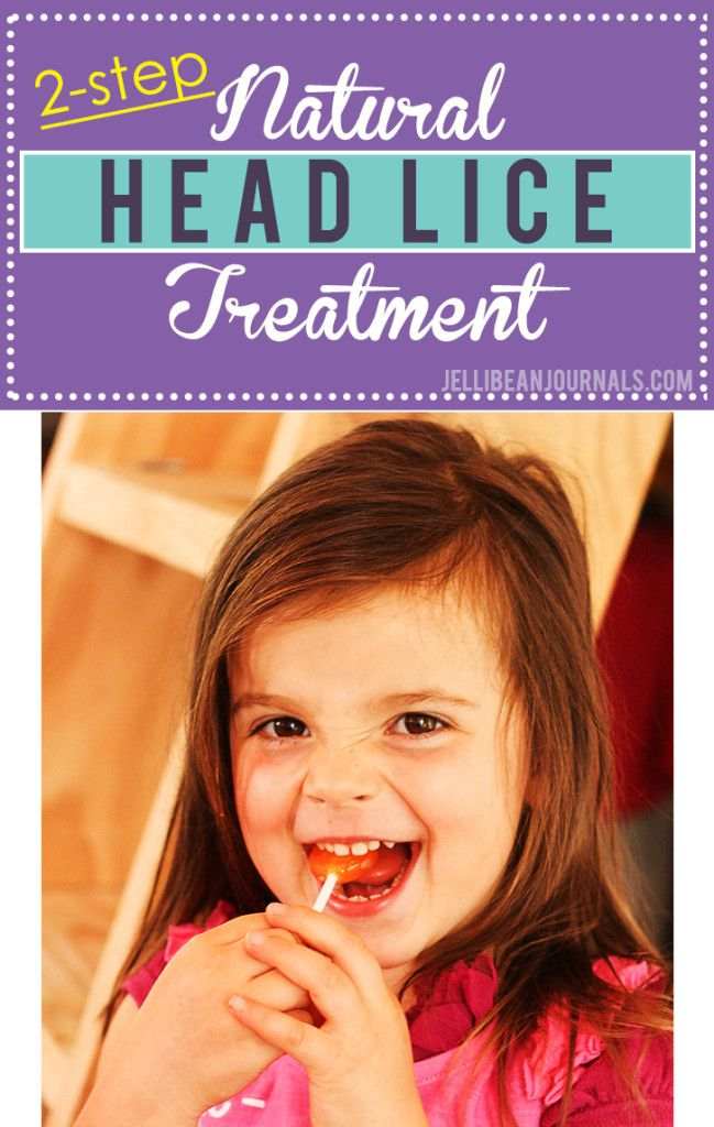 Overnight Natural Head Lice Treatment using olive oil and essential oils proven to kill lice and eggs in just a few days. | Jellibeanjournals.com