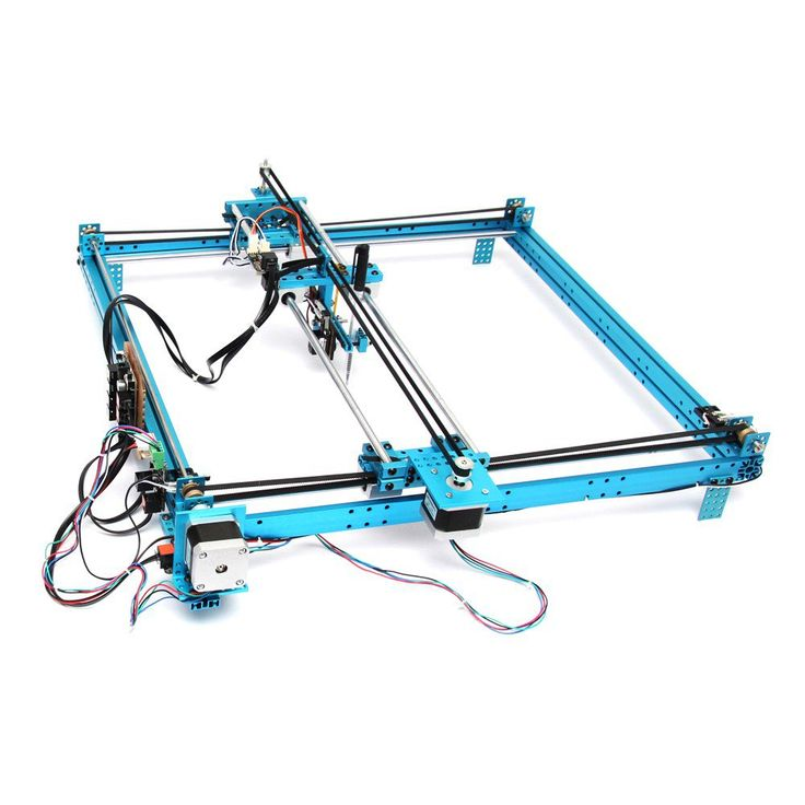 XY Plotter Robot Kit V2.0
