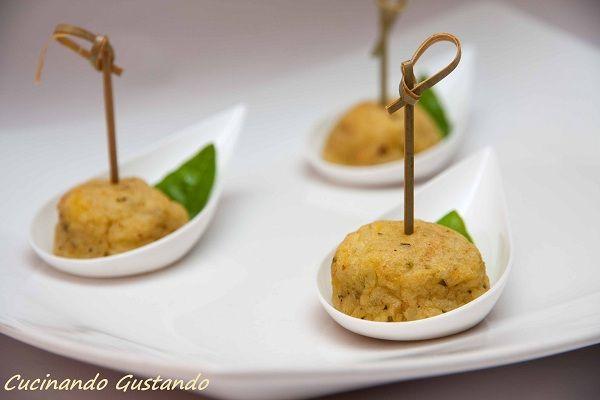 Polpette+patate+pesto