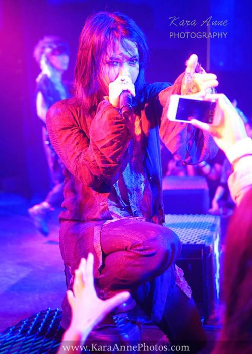 VAMPS LIVE 2015 in Los Angeles
