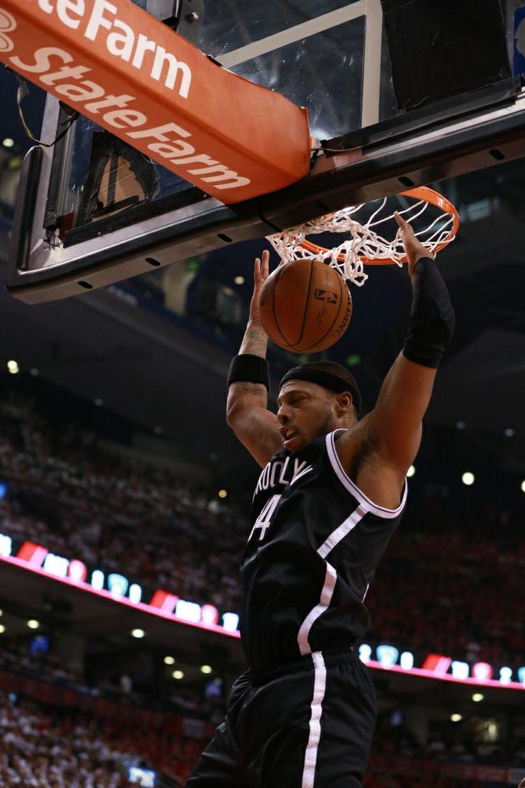 Paul Pierce 2014 NBA Playoffs - Game 7