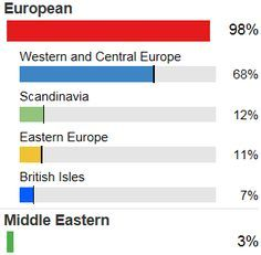 Ethnicity results from DNA testing. Fascinating. Intriguing. Frustrating. Exciting. Fun. Challenging. Mysterious. Enlightening. And sometimes wrong. These descriptions all fit. Welcome to...