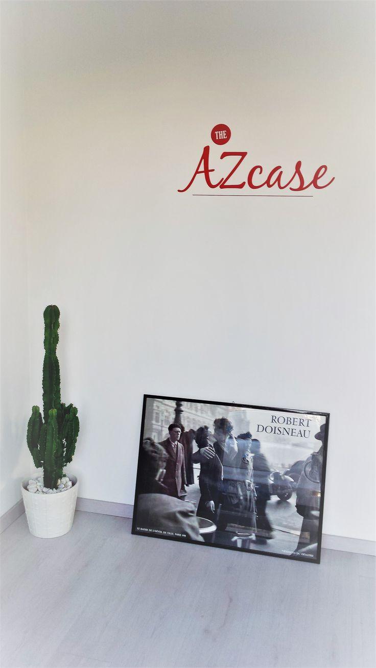 Robert Doisneau et AZ case!
