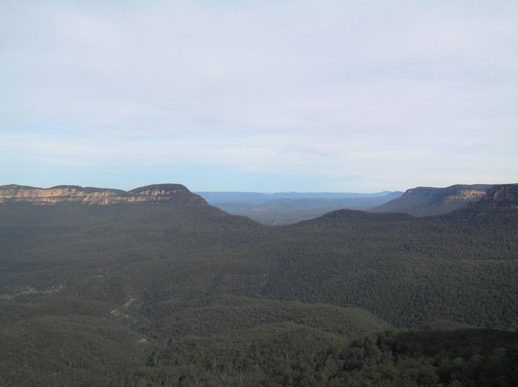 Sights, Blue Mountains, Sydney, Australia