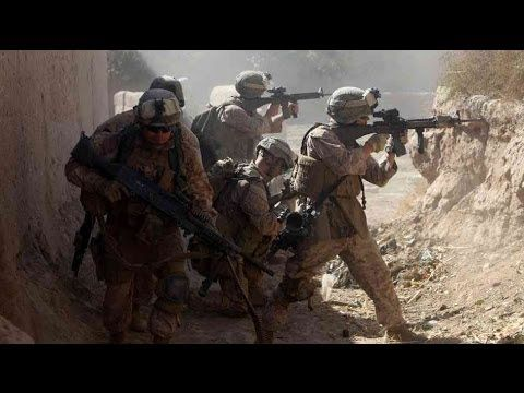 US Army in Afghanistan FIERCE SHOOTING - REAL COMBAT !!! - YouTube