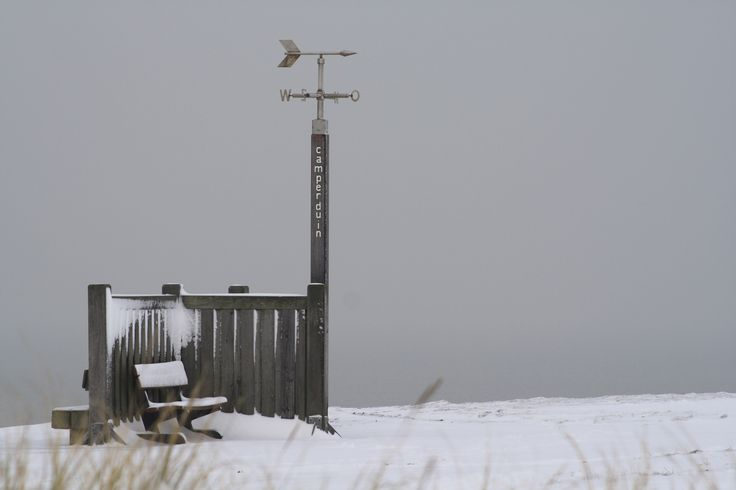 Winter, Callantsoog in Holland, made by Audrey