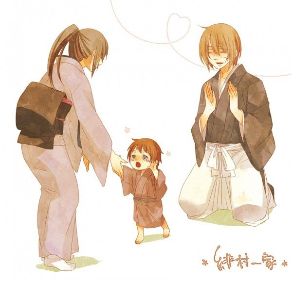Rurouni Kenshin and  Himura Kenshin