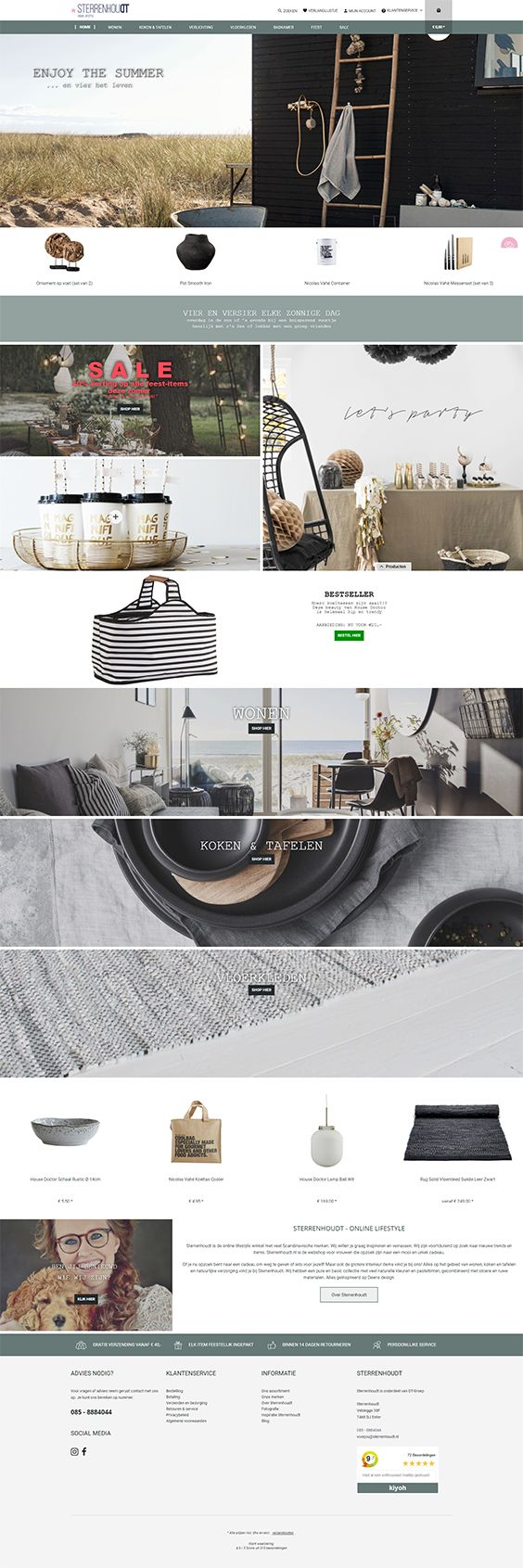 Shopware Design, Shopware Theme, Shopware Shop, eCommerce, eCommerce Software, eCommerce platform, Onlineshop, Interior Design, Decoration, Dutch Design, Dutch Lifestyle