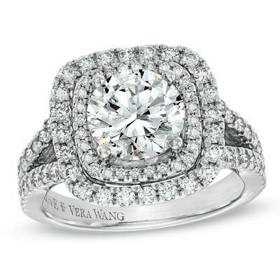 3 CT. Vera Wang LOVE...enough said.