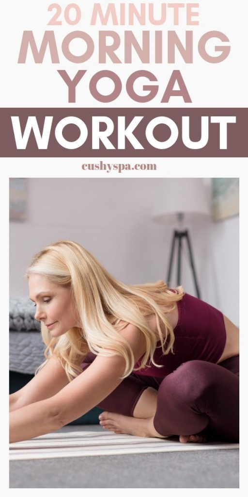 20 Minute Morning Yoga Workout to Start Your Day Fresh – Yoga for Flexibility