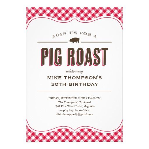 9 best Invitations images on Pinterest Party invitations, Bbq - best of invitation wording birthday dinner party