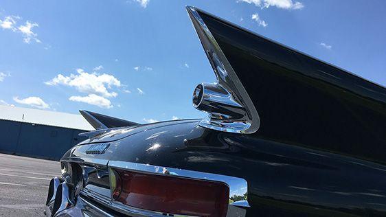 1961 Chrysler New Yorker Four-Door Hardtop