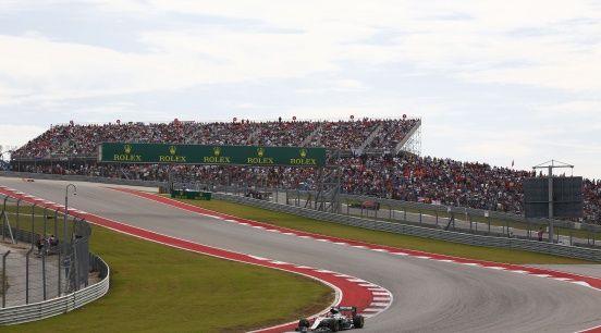 USA Grand Prix - Lewis Hamilton