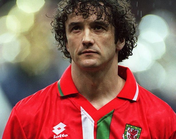 Barry Horne (Wales)