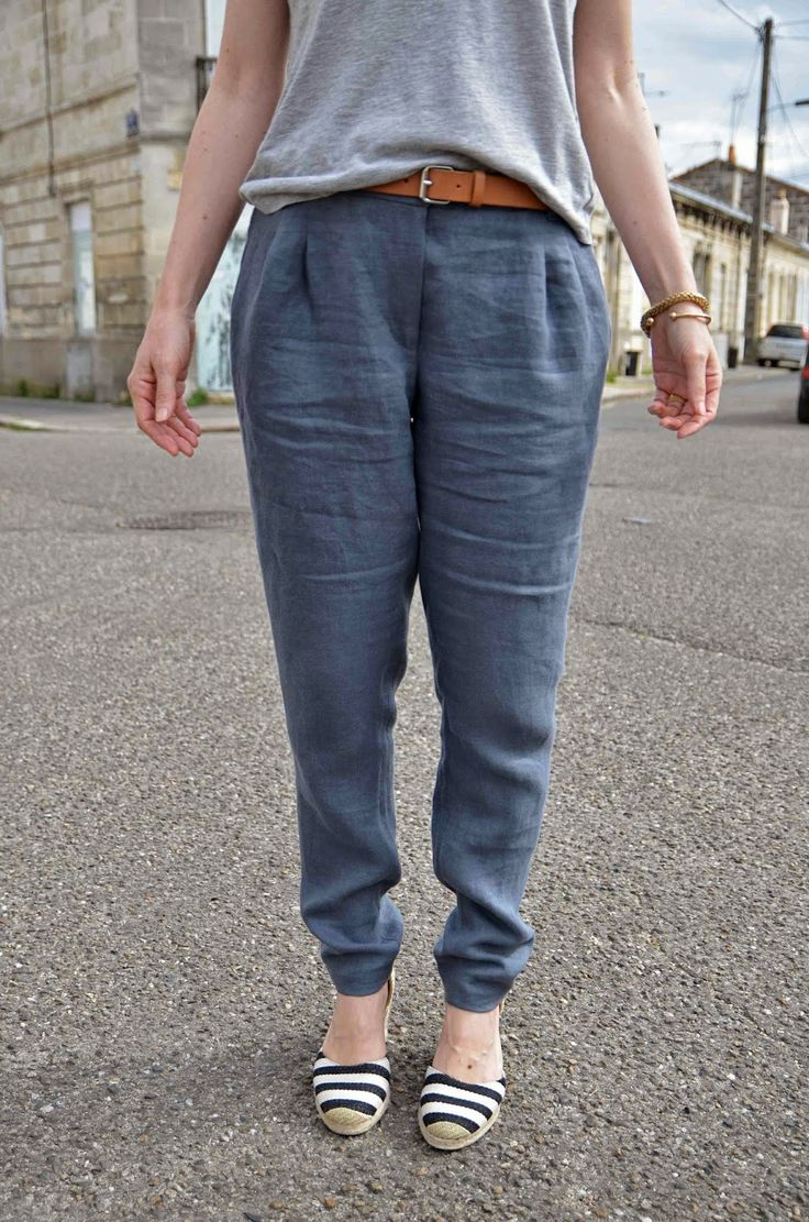 The 25  best Linen pants fashion ideas on Pinterest