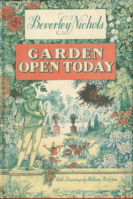 Pin on Nature's Vintage Library Old Books on Gardening
