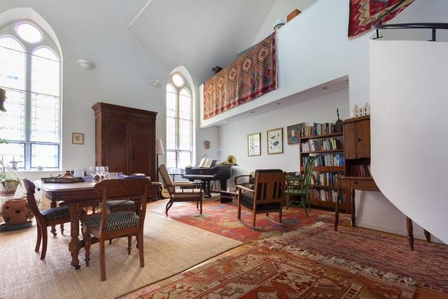 A peek inside Cathedral House in New York from onefinestay
