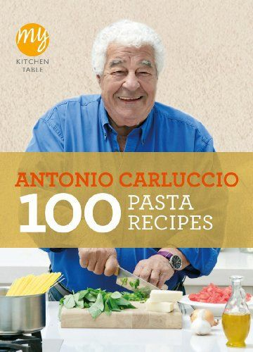 Antonio Carluccio is the Godfather of Italian food and his passion for pasta is complemented by his extensive knowledge. This book collects 100 of his delicious pasta recipes, from the quick to the complicated, traditional to modern, light summery recipes to hearty baked dishes. Everybody loves... more details available at https://www.kitchen-dining.com/blog/kindle-ebooks/cookbooks-food-wine-kindle-ebooks/cooking-by-ingredient/pasta/product-review-for-my-kitchen-table-100-pas