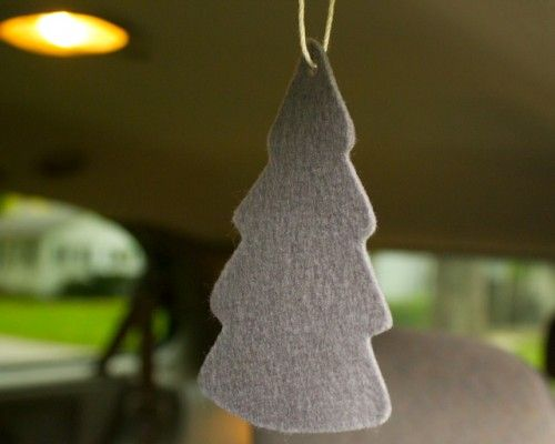 8 Easy to Make Car Air Fresheners