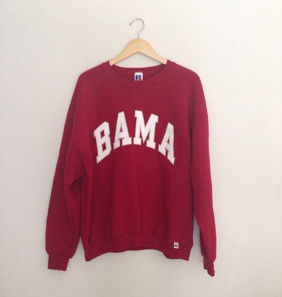 Vintage College Crewneck Sweatshirts - Breeze Clothing