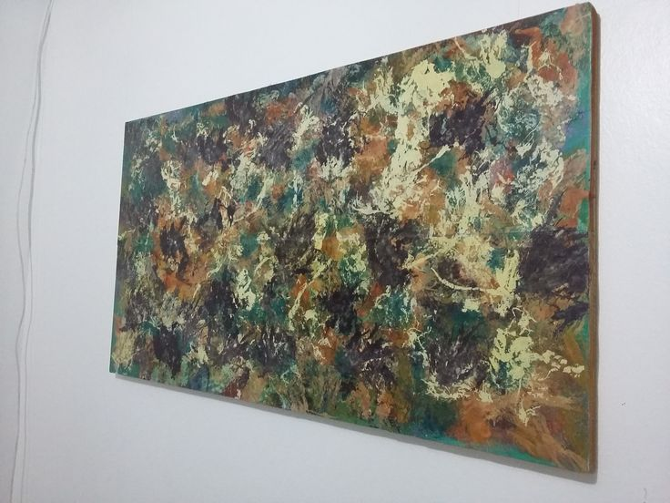 Arte abstrata é uma combinação peculiar, os áudios visuais á serviço do abstracionismo!