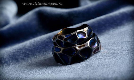 Титановые кольца