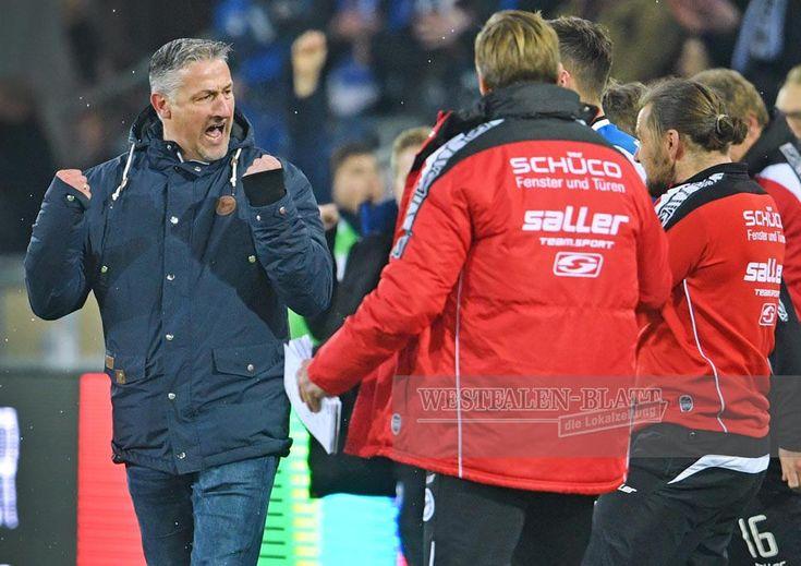 FOTOSTRECKE - DSC Arminia: (19) 19. Spieltag: DSC Arminia vs. 1860 München