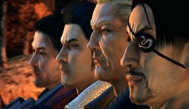 Ryū ga Gotoku 5 Screenshot