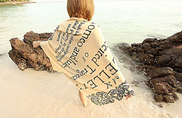 10 Beautiful Scarves Inspired By Books