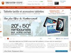 Code promo Tablette Store