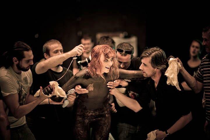#Ayamé #conorMaloney #lauraGraham #film #feature #irish #scifi #futuristic