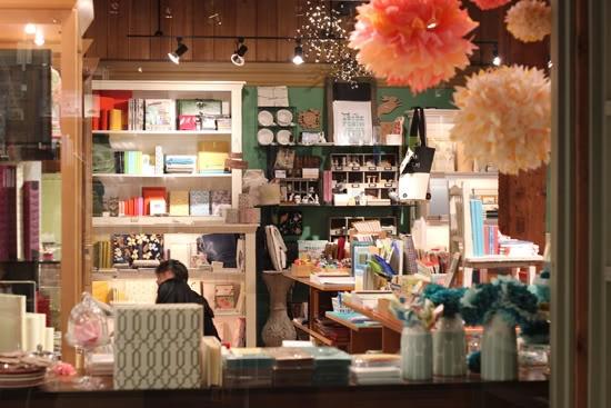 Favorite store on Granville Island - Paper-Ya