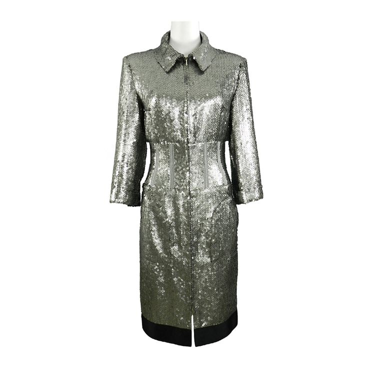 1000  ideas about Silver Sequin Dress on Pinterest - Sequins ...