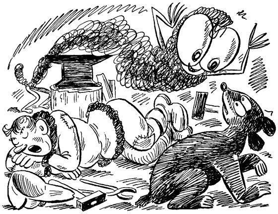 Kubula a Kuba Kubikula - druhé vydání (r.1948)