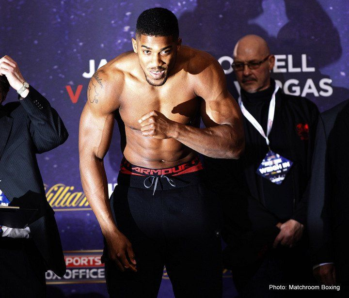 Anthony Joshua could be next in line for Tyson Fury...: Anthony Joshua could be… #JoshuavWhyte #AnthonyJoshuavsDillianWhyte #AnthonyJoshua