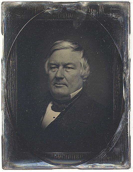 Millard Fillmore, 13th President USA. Last Whig President. Elected VicHeilbrunn Timeline of Art History The United States and Canada, 1800–1900 A.D. The Metropolitan Museum of Art.