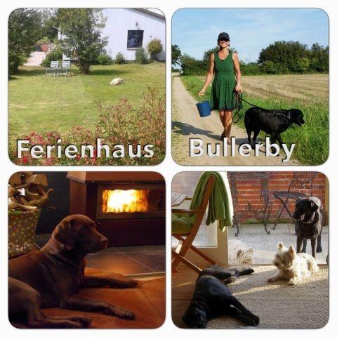 Ferienhaus Bullerby Hunde HERZLICH WILLKOMMEN (mit Bildern