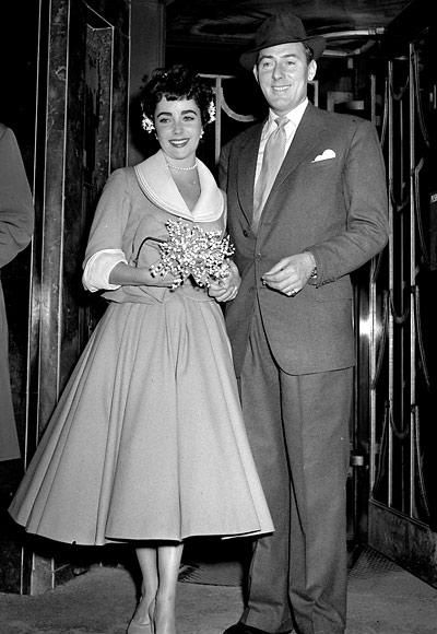 Elizabeth Taylor - Husbands - Michael Wilding